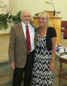 Pastor Terry and Wife